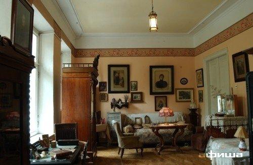Фото дом-музей Ермоловой / Театральный салон на Тверском бульваре