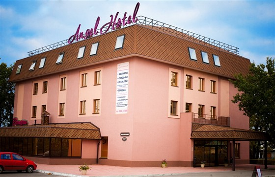 Фото гостиница Angel Hotel