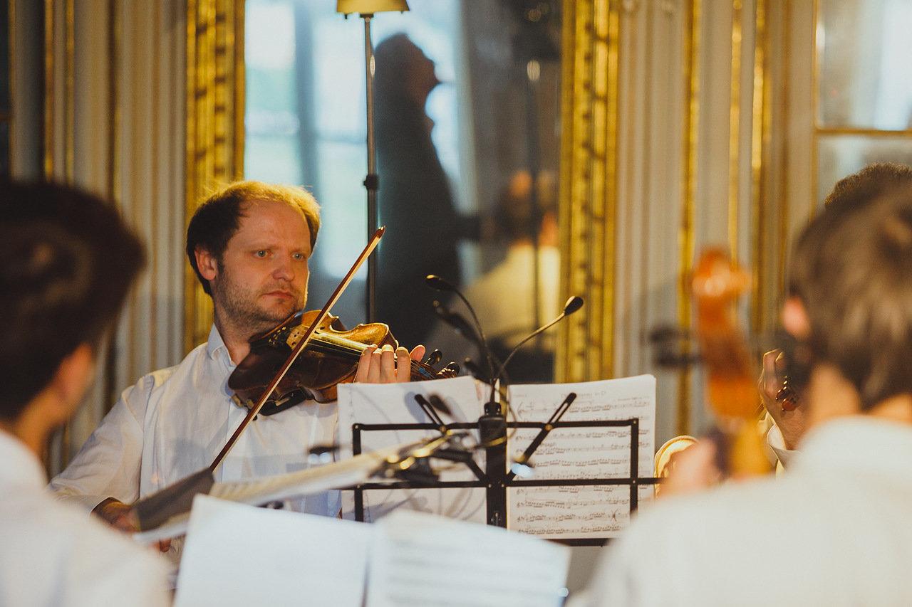 Московский камерный оркестр п/у Сергея Поспелова (скрипка) смотреть фото