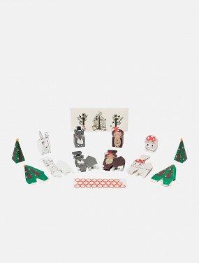 Рождественский календарь IKEA