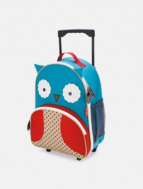 Чемодан Skip Hop Zoo Luggage Сова