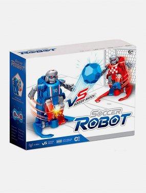 Футбол с роботами на радиоуправлении