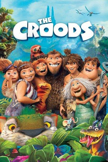 Постер Семейка Крудс
