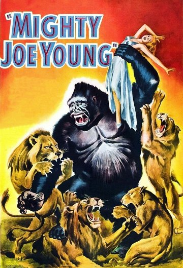 Постер Могучий Джо Янг