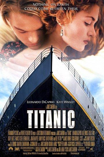 Постер Титаник