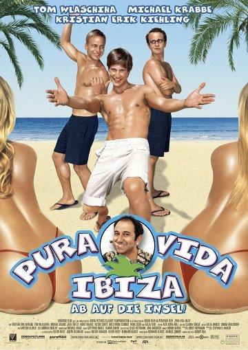 Постер Вечеринка на Ибице