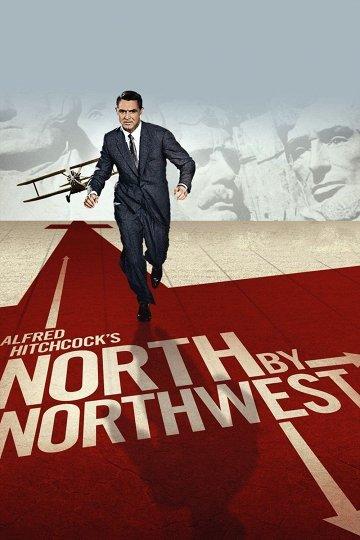 Постер К северу через северо-запад