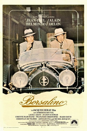 Постер Борсалино