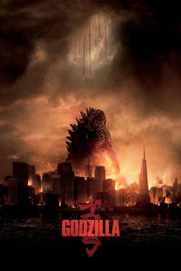 Постер Годзилла