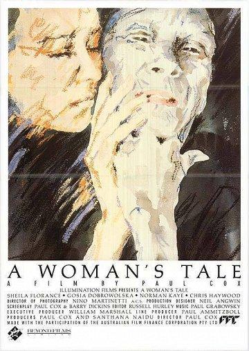Постер Рассказ женщины