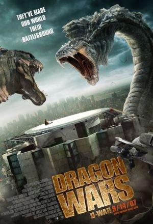 Постер Война динозавров