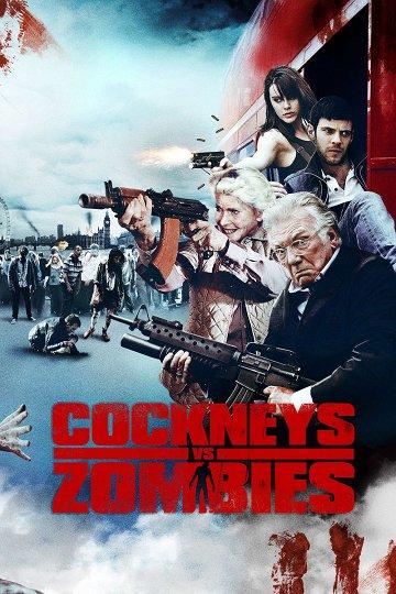 Постер Кокни против зомби