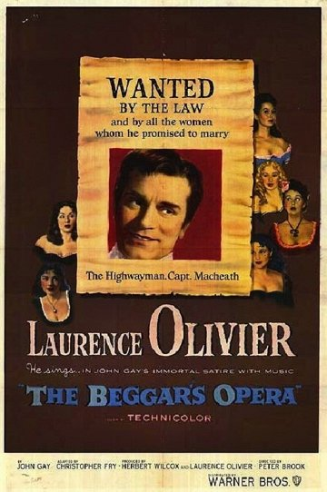 Постер Опера нищих
