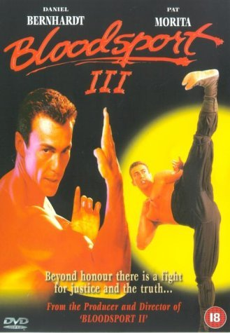 Постер Кровавый спорт-3