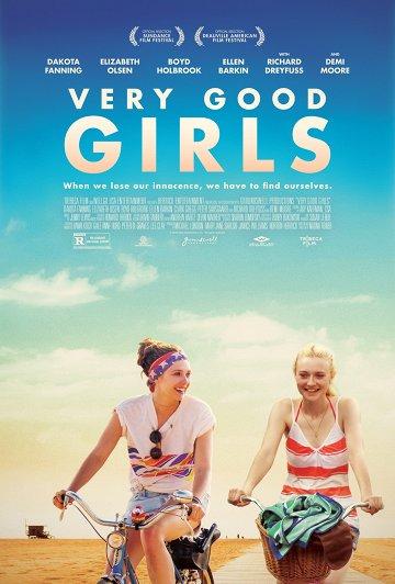Постер Очень хорошие девочки