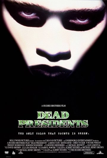 Постер Мертвые президенты