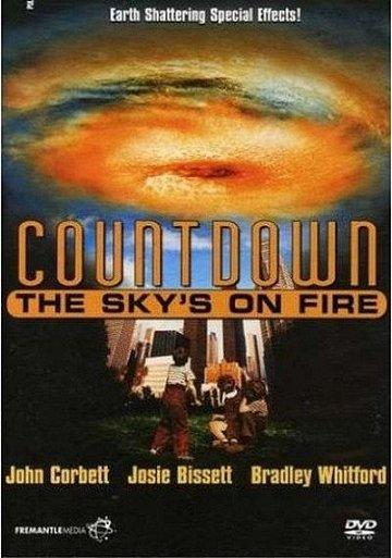 Постер Огненный шторм