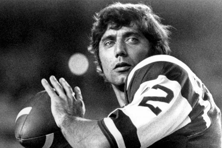 Джо Неймат, квотербек New York Jets