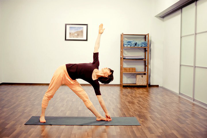 До йоги и благотворительности Ксения Трушакова занималась финансами, но решила, что это ей не по душе