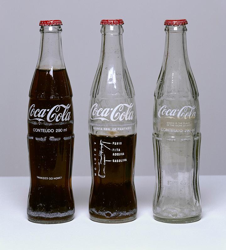 Сильдо Мейрелеш. Вставка в идеологические схемы: Coca-Cola Project 1970