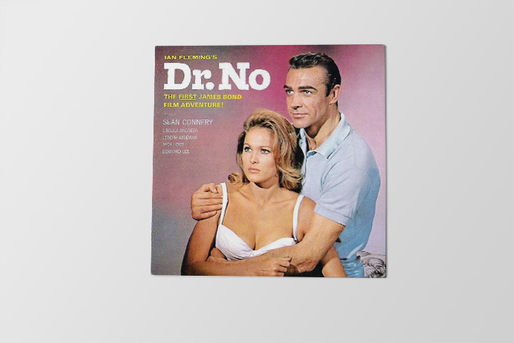 John Barry Orchestra «Dr. No», 1400 р.