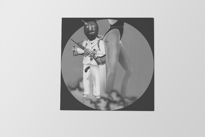 General Zod & Cougarman «When Sally Met Mandingo / Afro Symphony», 650 р.