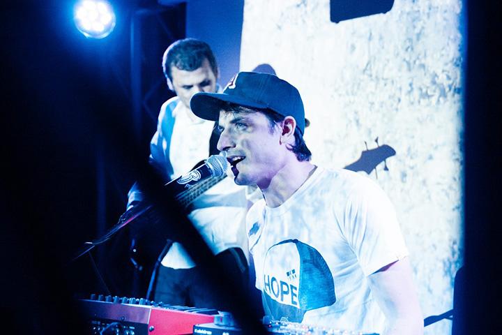 «СБПЧ» на концерте в одном из городов России