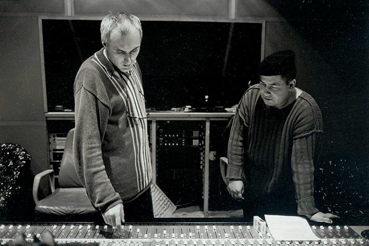 Матвиенко и Николай Расторгуев в студии, наши дни