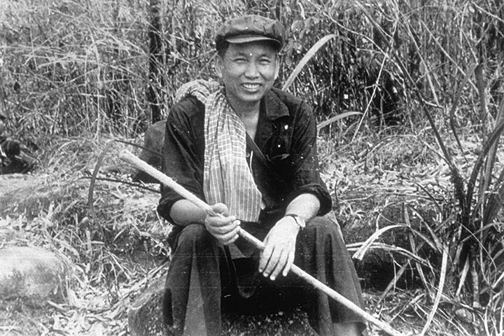 Лидер красных кхмеров Пол Пот
