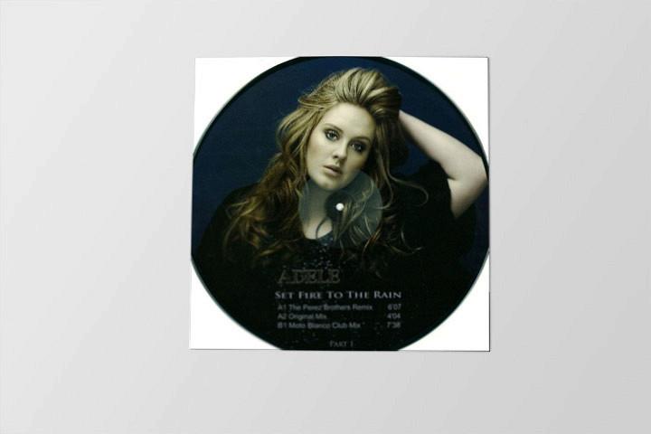 Adele «Set Fire To The Rain»