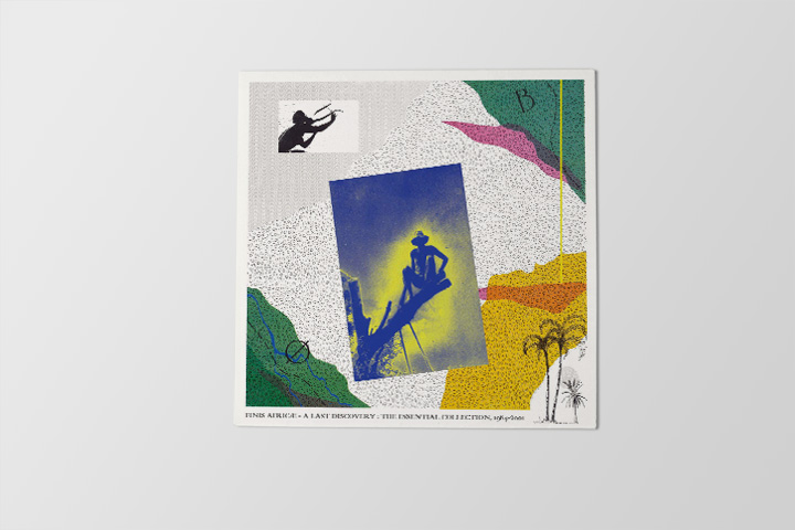 Finis Africae «A Last Discovery: The Essential Collection 1984-2001», 1300 р.
