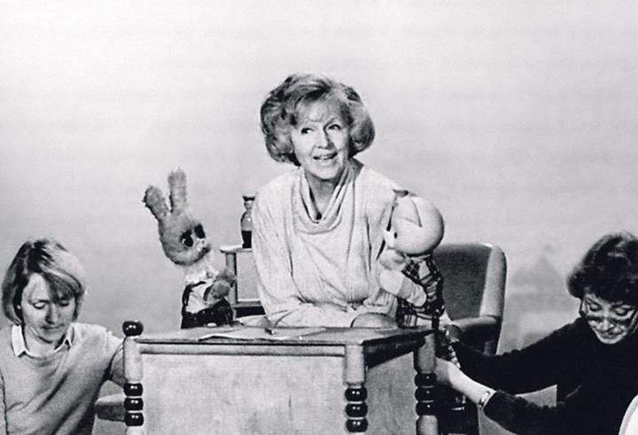 Первой ведущей СНМ была Валентина «тетя Валя» Леонтьева