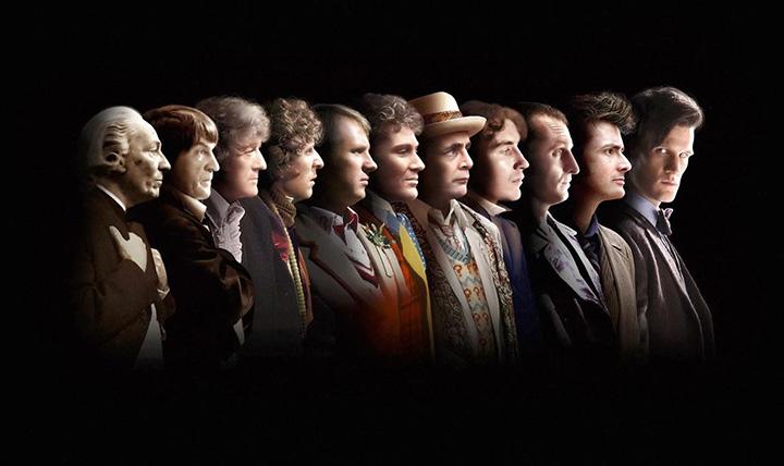 Одиннадцать инкарнаций Доктора