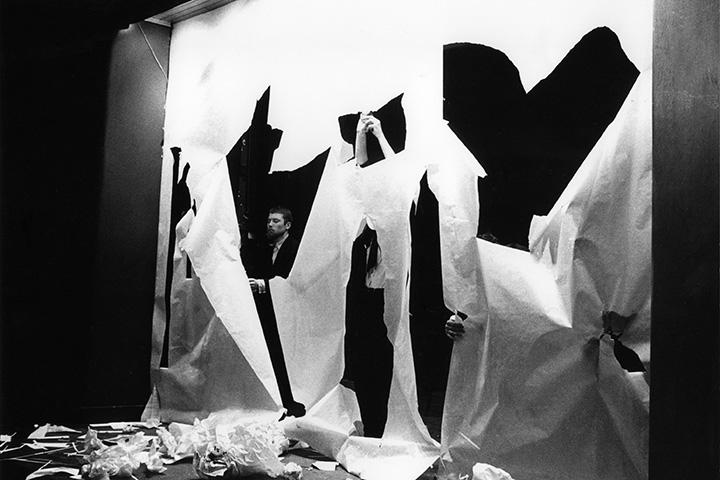 Бенджамин Паттерсон «Action As Composition: A Retrospective Concert»