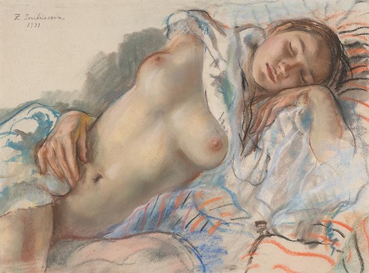 «Обнаженная», 1931