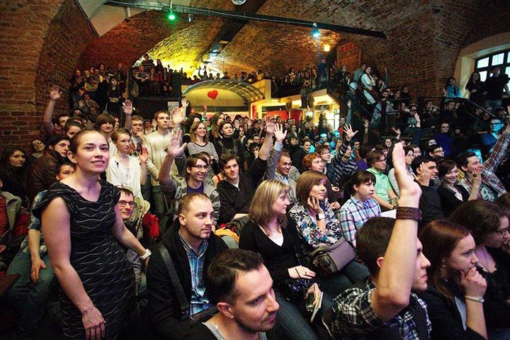 На Science Slam ходят гики, студенты и просто любители лекций на TED