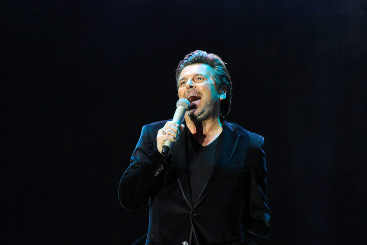 Томас Андерс перенес свои концерты в Донецке и Днепропетровске более чем на месяц. На всякий случай