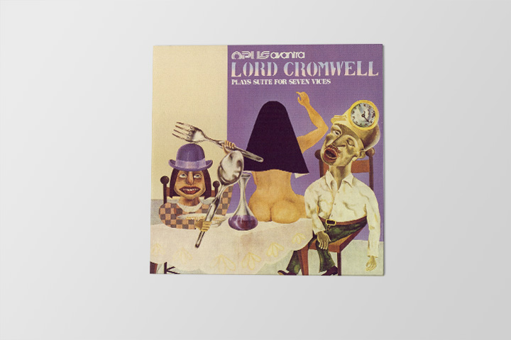 Opus Avantra «Lord Cromwell Plays Suite For Seven Vices», 10000 р.