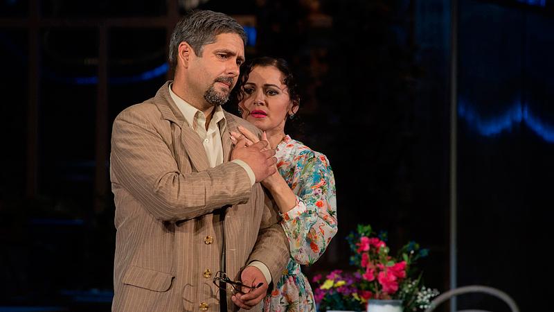 Театр: Шесть невест и один мужчина, Уфа