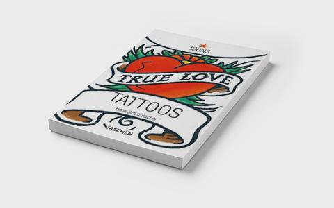 Книга «Татуировки» Хенка Шифмахера