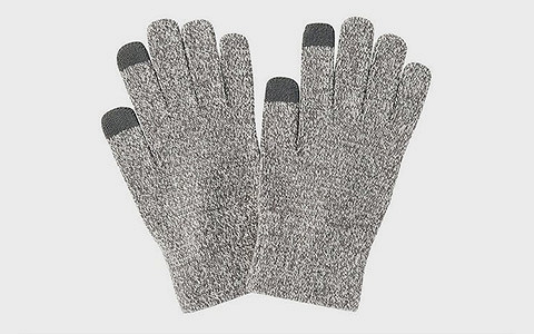 Сенсорные перчатки Uniqlo