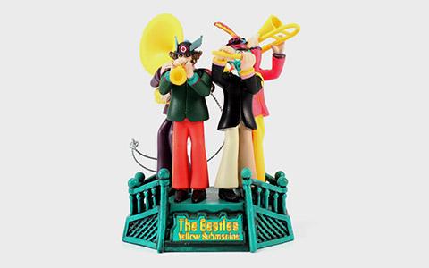 Елочные игрушки The Beatles