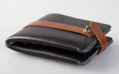 Кошелек Leaf Wallet