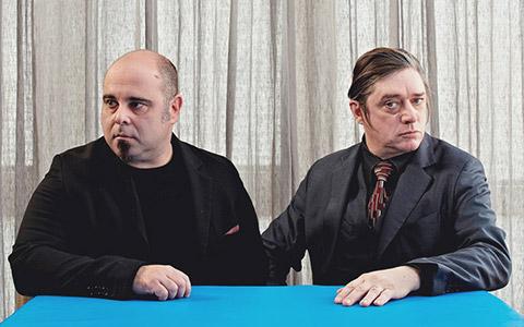 14.03 | Бликса Баргельд и Техо Теардо в «Театре»