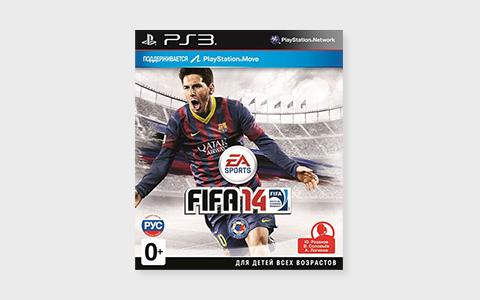 Игра FIFA 14 для Xbox или PlayStation