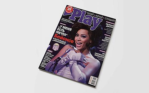 История журнала Play