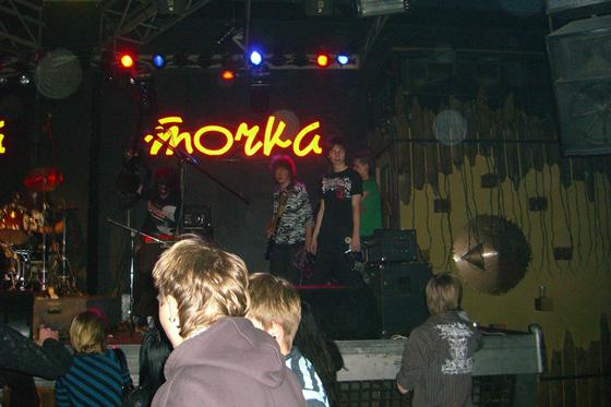 клубы москвы в 2000