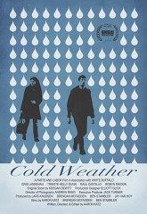 Постер Холодная погода