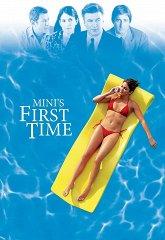 Постер У Мини это в первый раз