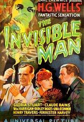 Постер Человек-невидимка